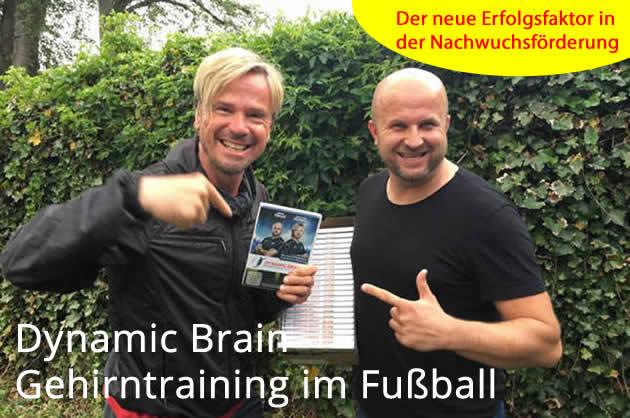 Dynamic Brain - Gehirntraining im Fußball