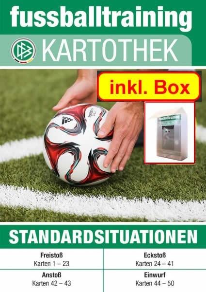 Dfb Fussballtraining Kartotheken Die Praktischen