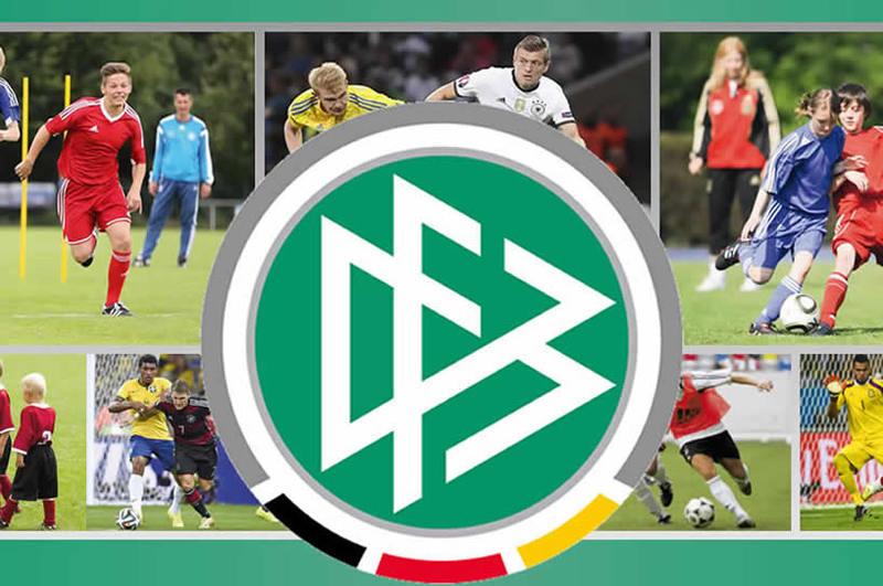 DFB-Fachbücher für Trainer
