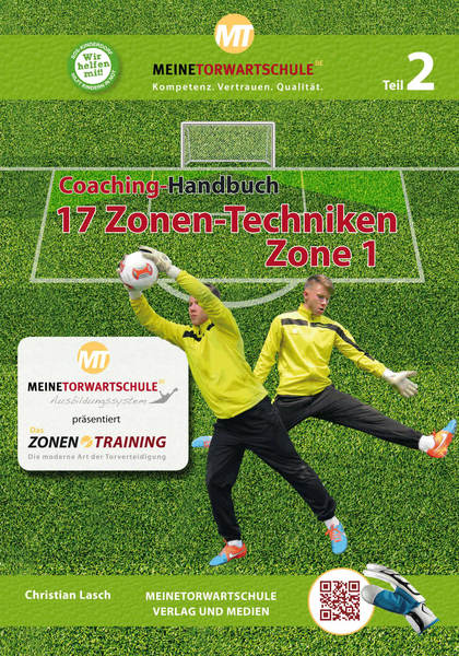 Zonen-Techniken im Torwarttraining – 1