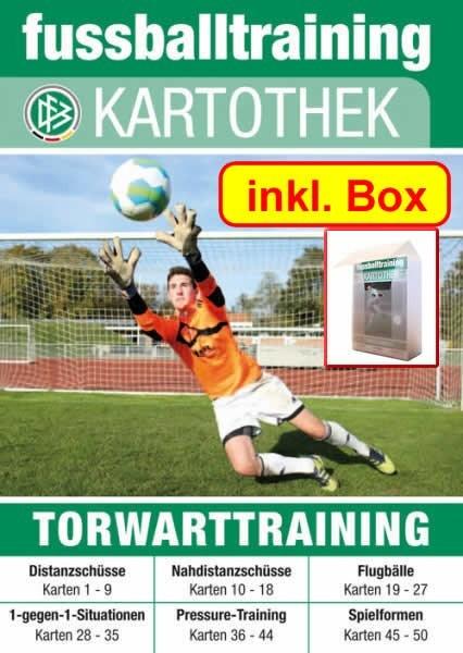 Dfb Kartothek Torwarttraining Inkl Box