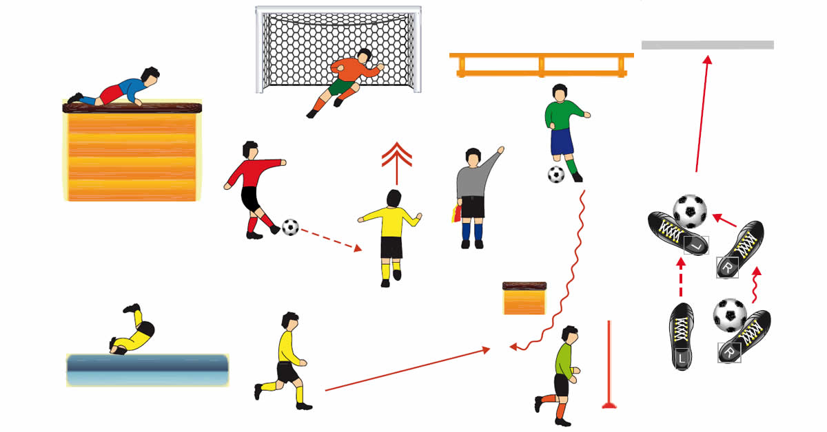 Kostenloses Fussball Hallentrainings Buch Jetzt Als Komplett