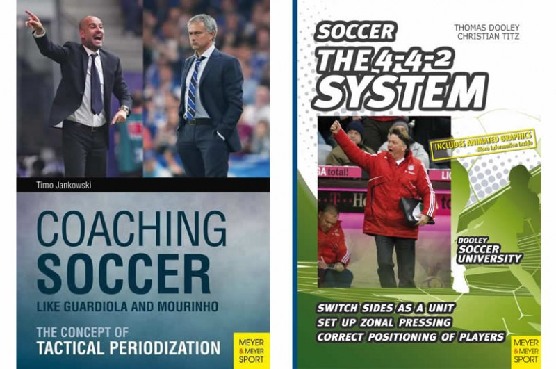 Soccer - The 4-4-2 System