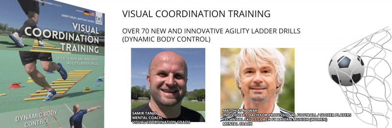 DVD - Visual coordination training