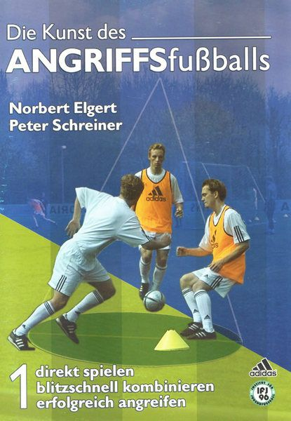 Heft: Die Kunst des Angriffsfußballs 1