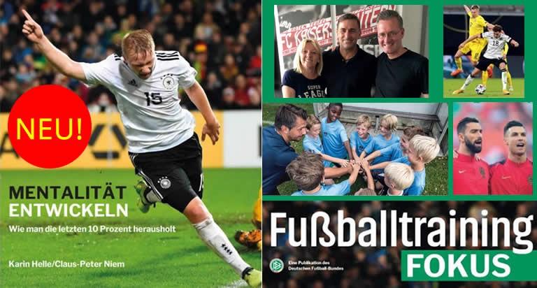 Fußballtraining Fokus - Mentalität entwickeln