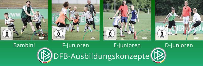 DFB – DVDs Ausbildungskonzepte