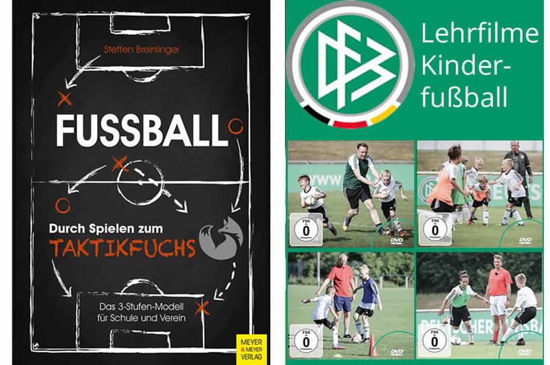 Neuerscheinungen Fußballtraining