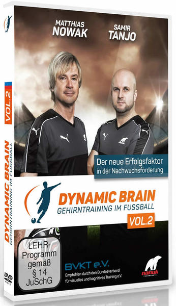 DVD - Dynamic Brain - Vol.2