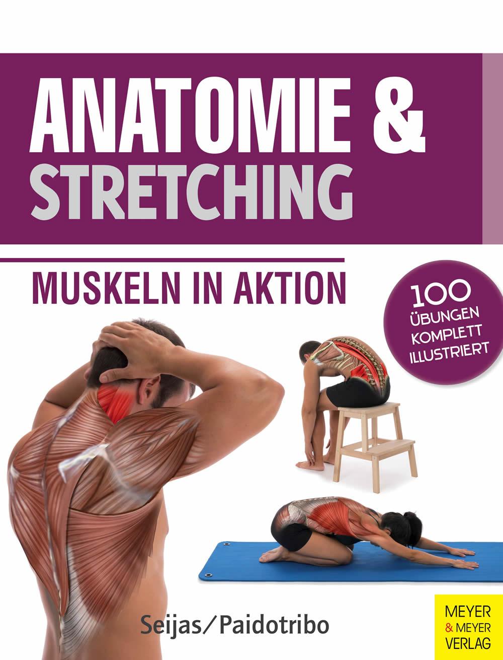 Buch - Anatomie und Stretching | Coachshop.de