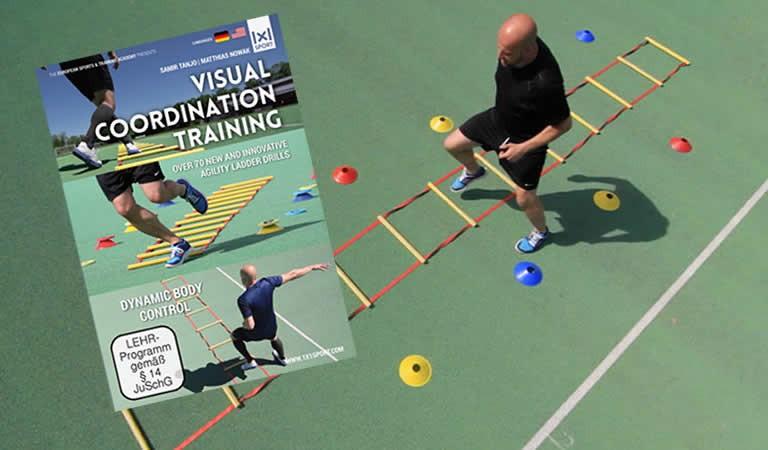 Visual coordination training