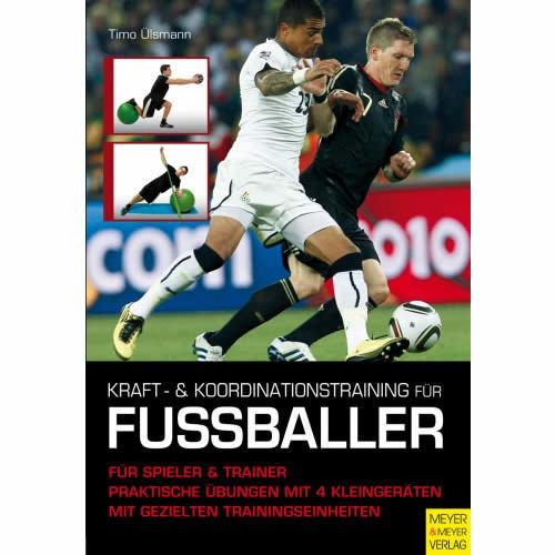 Kraft Und Koordinationstraining Fur Fussballer
