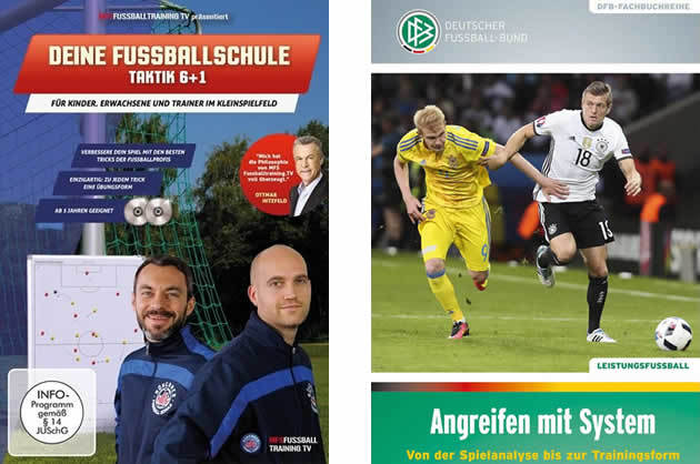 Fußballtaktik für Trainer und Vereine