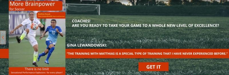 More Brainpower for Soccer