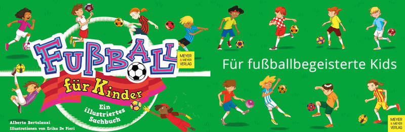 Buch - Fußball für Kinder