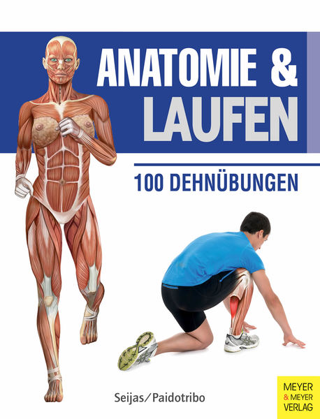 Buch Anatomie und Laufen